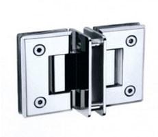 Петля двойная на две двери со смещенной платформой ГЛ 108