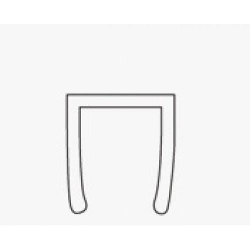 Профиль ПВХ 10 мм (2,2м) АРТ ГЛ 1011